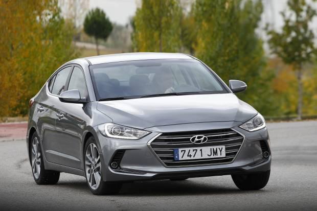 Hyundai Elantra 1.6 CRDi: el precio justo