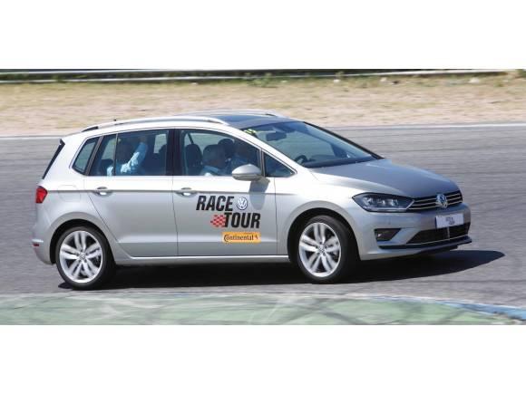 Probamos siete Volkswagen en el Race Tour 2014