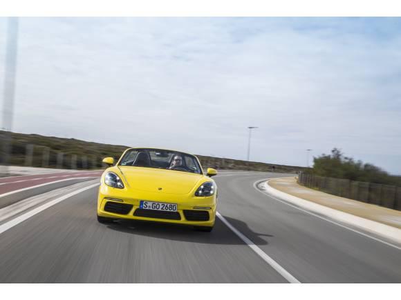 Porsche 718 Boxster S, prueba y opinión