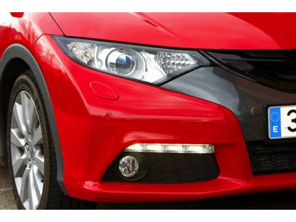 Prueba: Honda Civic 2.2 i-DTEC Executive