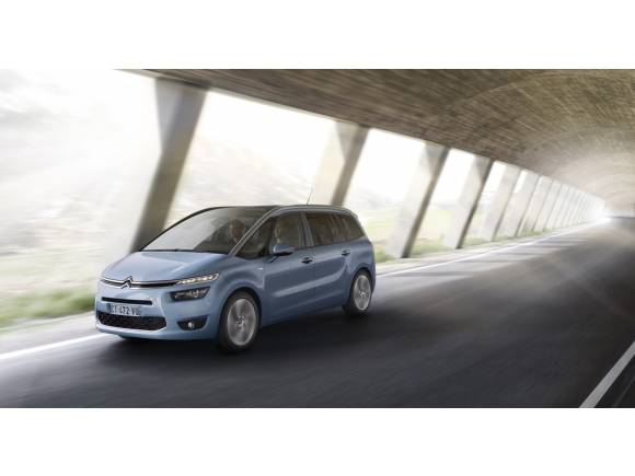 Nuevo Citroën Grand C4 Picasso, presentación y prueba