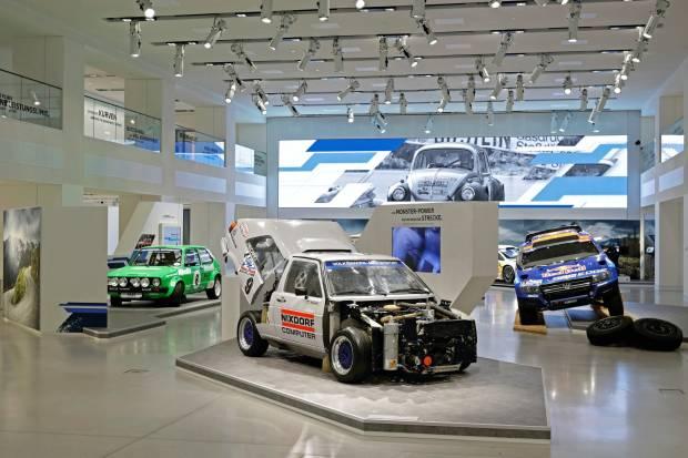 50 años de Volkswagen Motorsport