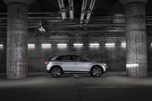 Prueba nuevo Audi Q5 2017: el SUV de Audi, mejor que nunca