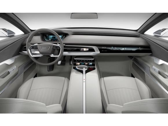 Audi Prologue: así serán los Audi del futuro
