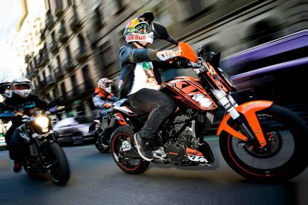 10 claves de la convivencia coche-moto