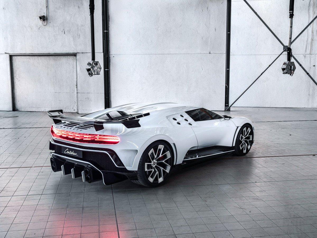Bugatti Centodienci
