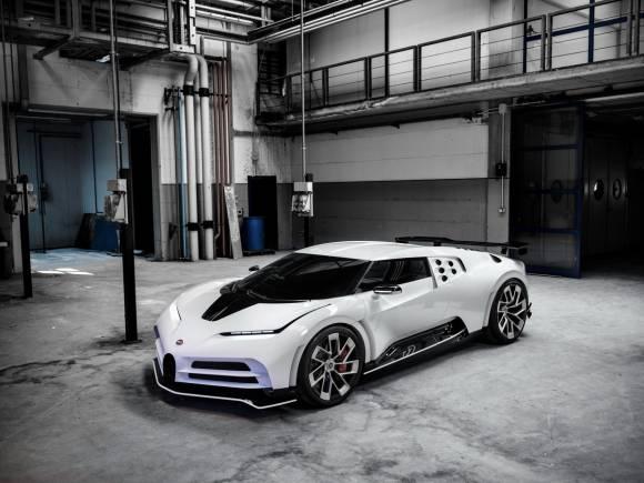 Bugatti Centodienci: casi 10 millones de euros para esta edición especial