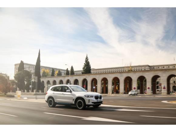 Prueba BMW iX3: Opinión, precio, prestaciones y autonomía