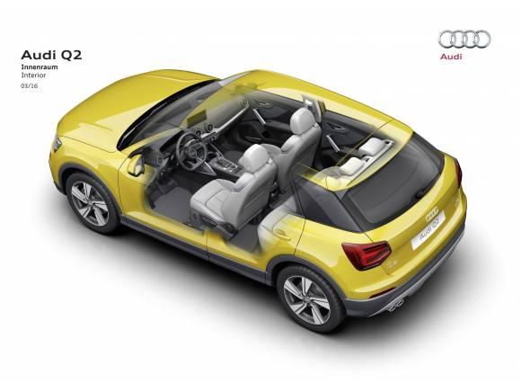 Prueba y opinión del nuevo Audi Q2
