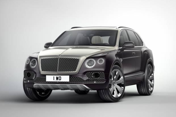 Bentley Bentayga Mulliner, el SUV más lujoso del mundo