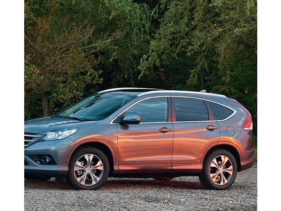 Prueba Nuevo Honda CR-V: eficiencia, funcionalidad y carácter