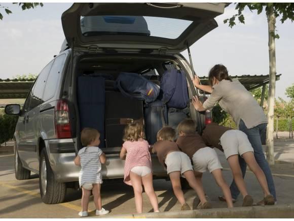 Descuentos en coches para familias numerosas