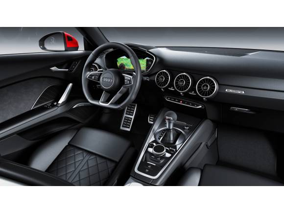 Nuevo Audi TT 2018, celebrando los 20 años de su lanzamiento