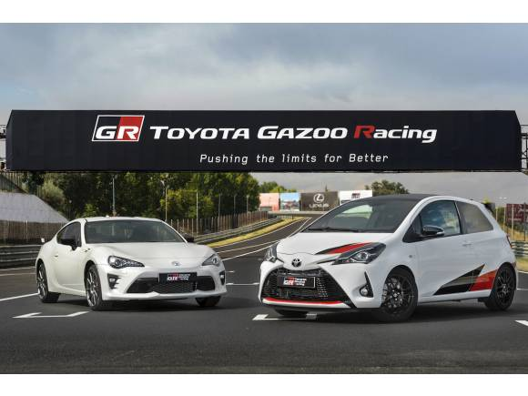 Toyota GR Experience