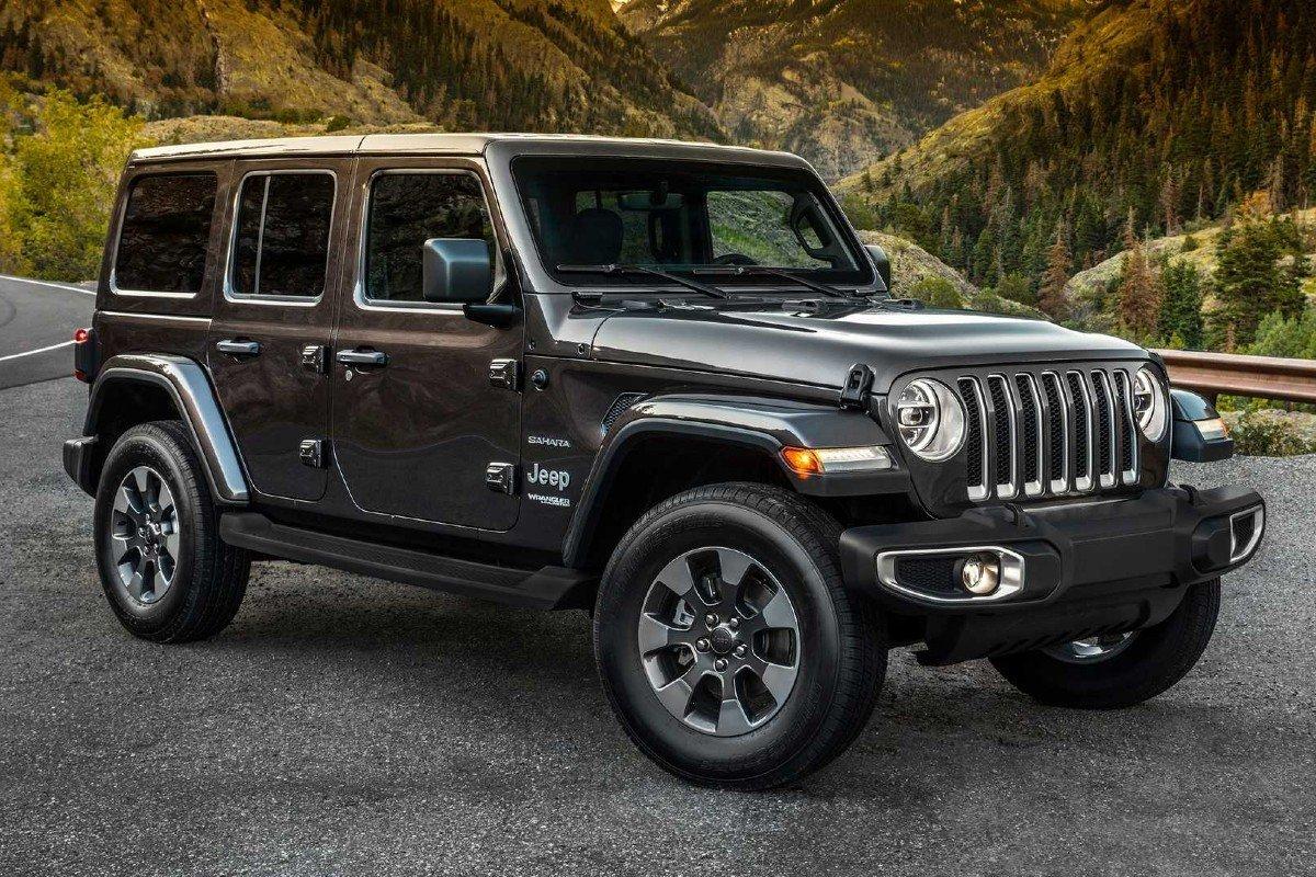 coches nuevos Jeep 2020