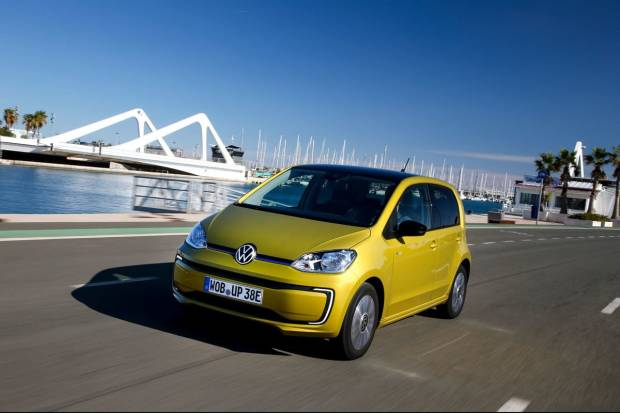 Los Volkswagen e-Up!, Skoda Citigoe iV y Seat Mii Electric no admiten pedidos