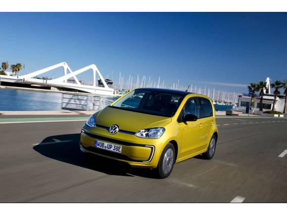 Los Volkswagen e-Up!, Skoda Citigoe iV y Seat Mii Electric no admiten pedidos