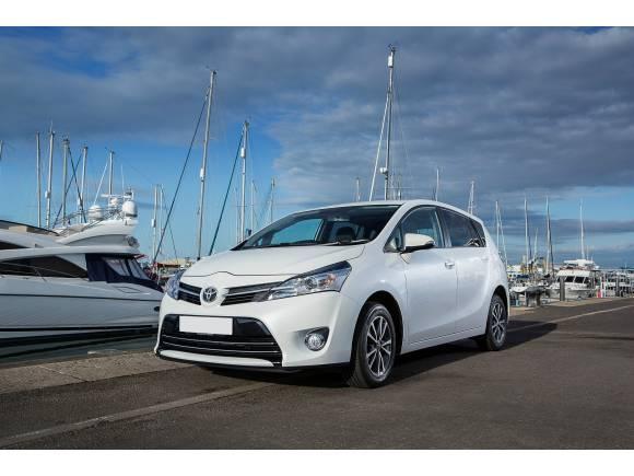 Nueva gama Toyota Verso 2015, con descuentos de hasta 4.560 euros