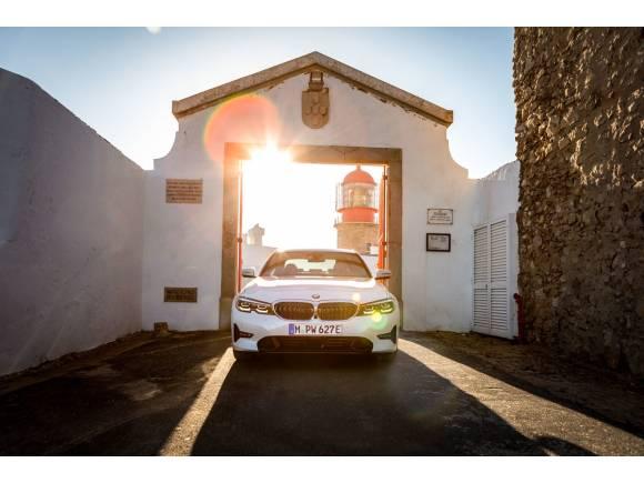 Desvelada la versión híbrida enchufable 330e del BMW Serie 3
