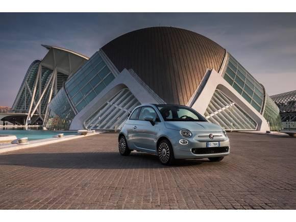 El Fiat 500 y Panda se convierten en híbridos