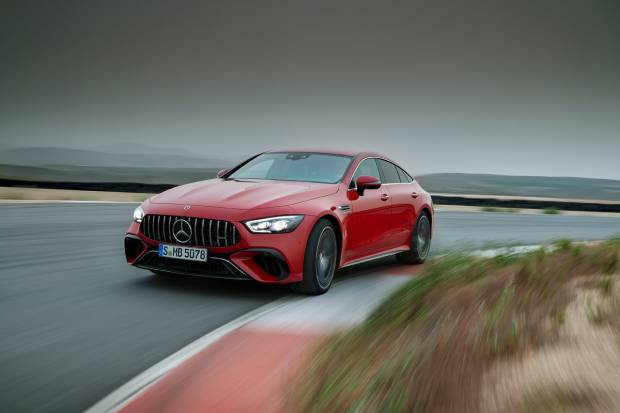 Mercedes-AMG GT 63 SE Performance: el primer híbrido enchufable de AMG
