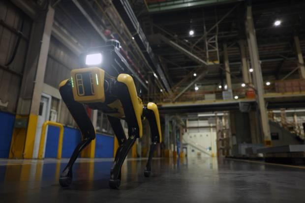El robot vigía de Boston Dynamics que Hyundai ha puesto en sus fábricas