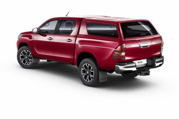 Nuevos accesorios para el Toyota Hilux