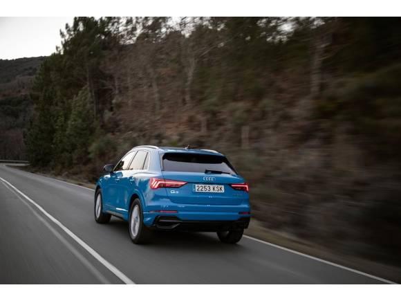 Primera prueba del nuevo Audi Q3 2019: más amplio y deportivo