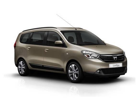 Dacia Lodgy, el monovolumen económico
