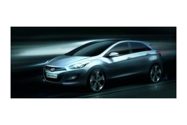 El nuevo Hyundai i30 llegará en Frankfurt
