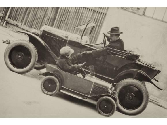 Historias del motor Auto10: André Citroën, visionario del automóvil