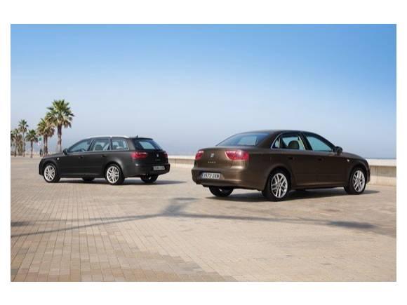 Nuevos motores para el Seat León, Altea y Exeo