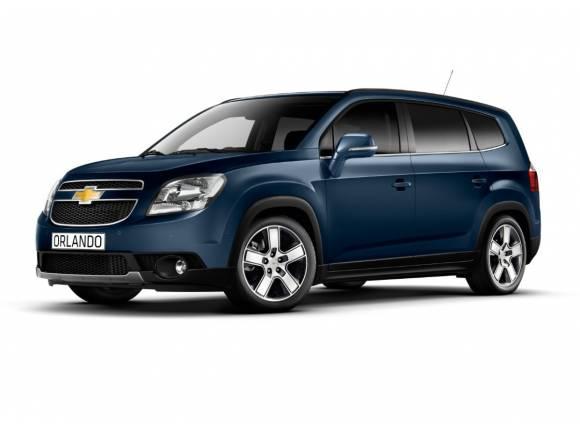 Novedades Chevrolet en el Salón de Frankfurt 2013