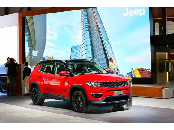 Jeep Compass Night Eagle y Business