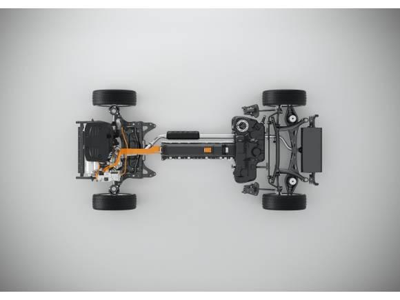 Volvo Serie 40: el futuro compacto de Volvo, híbrido y eléctrico