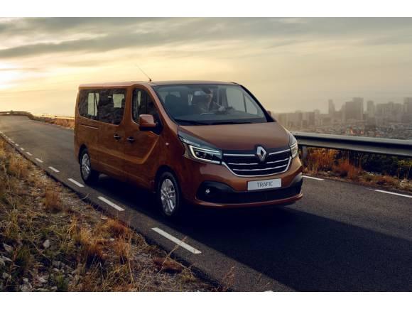 La nueva Renault Trafic estrena motores y diseño