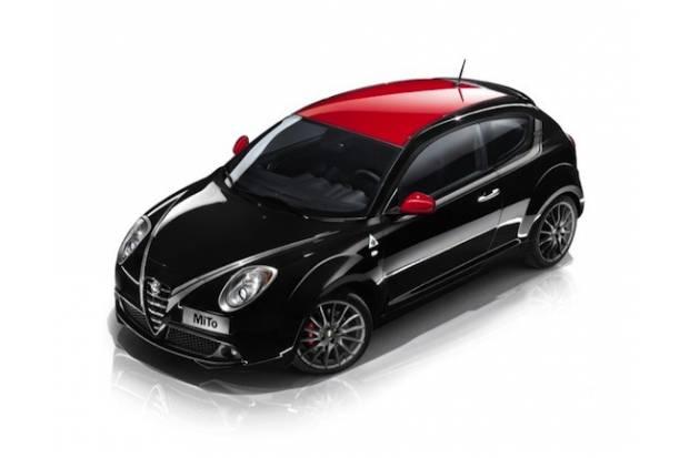 Alfa Romeo en el Salón de París 2012