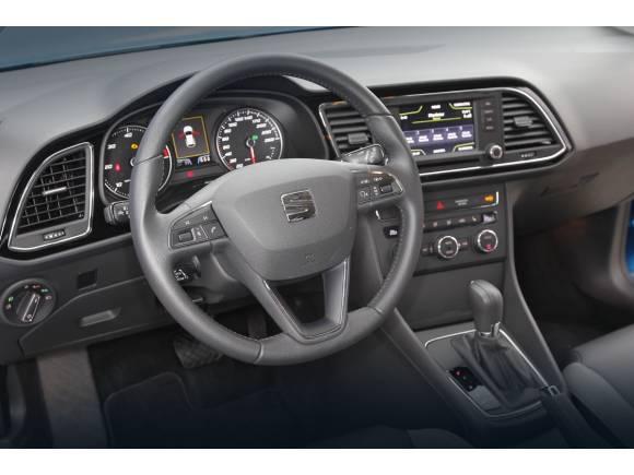 Prueba 10: Seat León SC Style 2.0 TDI DSG