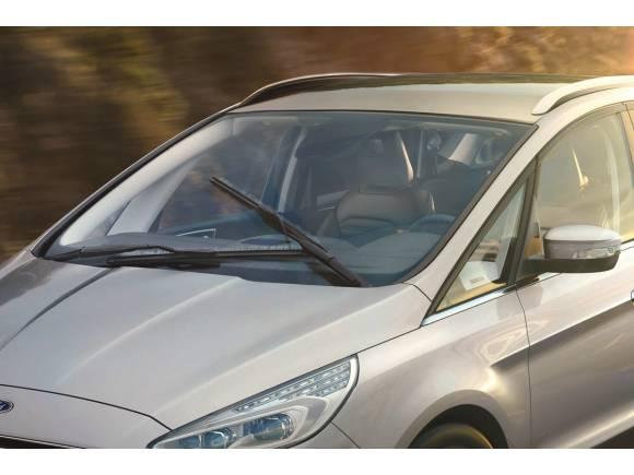 Ford actualiza los S-MAX y Galaxy