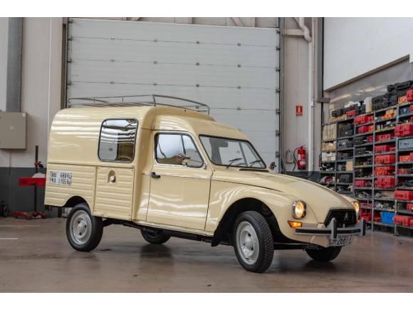 La resurrección del Citroën Dyane 6 400, alias 'La Cirila'