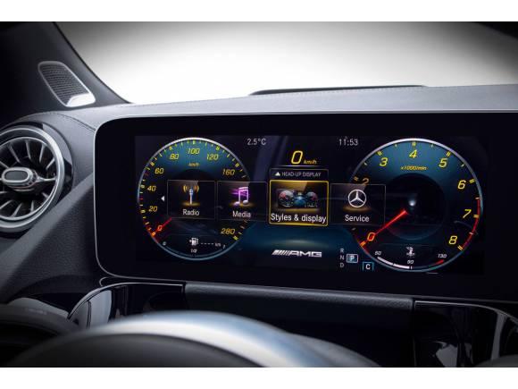 Mercedes-AMG GLA 35: el punto de acceso para la deportividad en el SUV