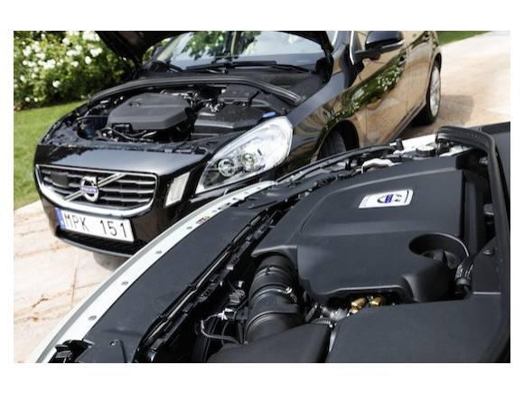 Volvo introduce el Start/Stop con cambio automático