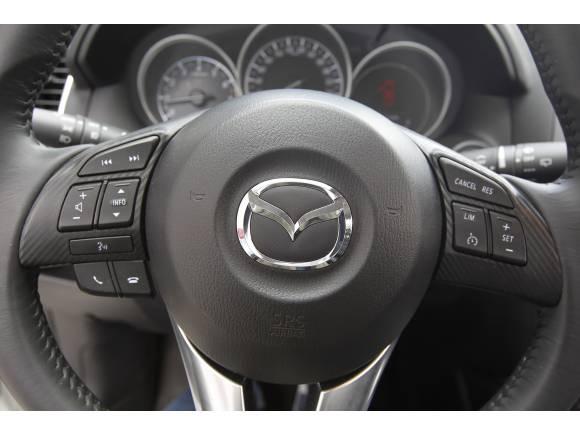 Prueba: Mazda CX-5 2.0 2WD, la versión básica del SUV de Mazda a examen