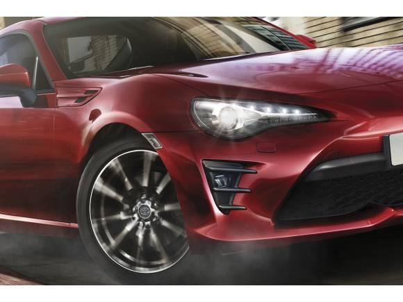Nuevo Toyota GT86 2018 con frenos Brembo