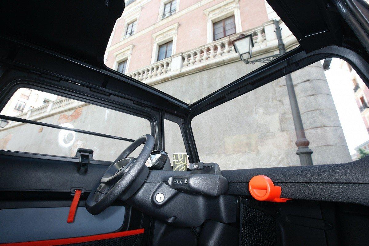 Prueba Citroën Ami