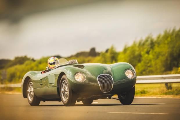 Resucita el Jaguar C-Type: nuevas réplicas con aprobación FIA