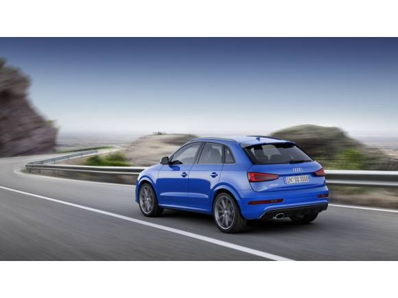Audi RS Q3 performance: más potencia para el SUV deportivo