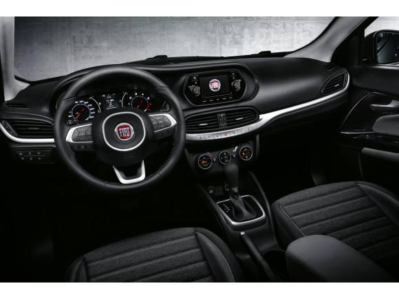 El nuevo Fiat Ægea sustituirá al Fiat Linea