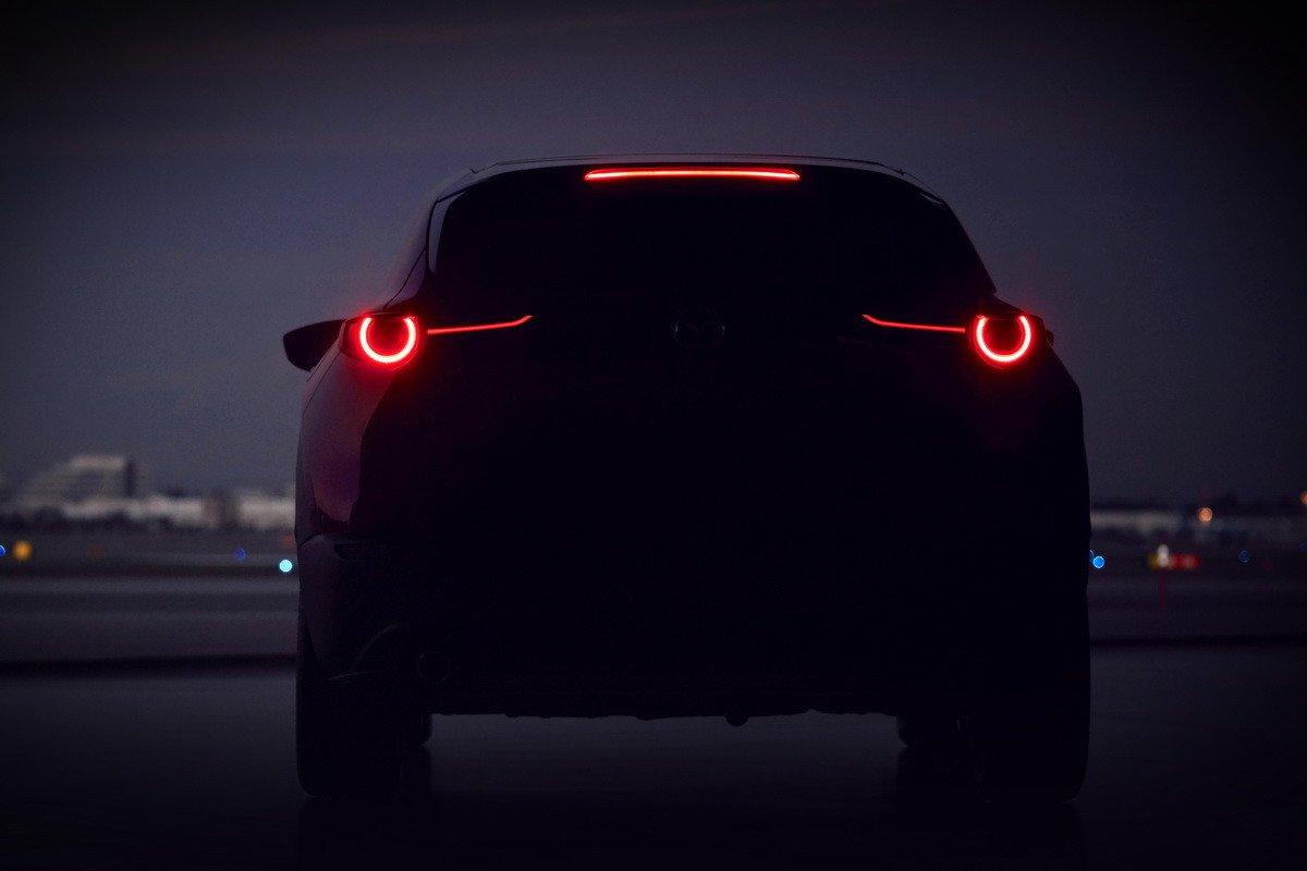 Nuevo SUV de Mazda