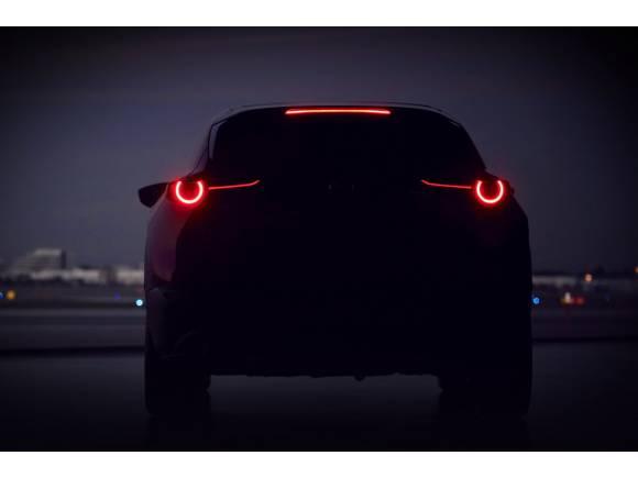 Nuevo SUV de Mazda en el Salón de Ginebra